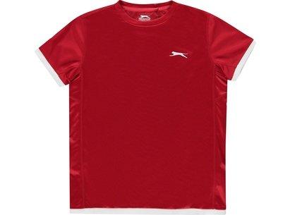 Court T Shirt Junior Boys