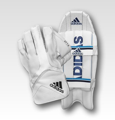adidas Wicket Keeping Equipment