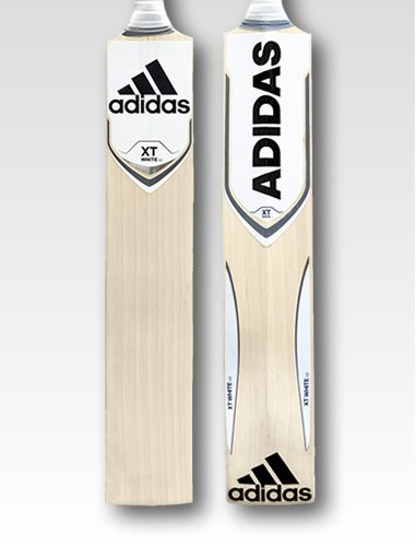 adidas XT White Cricket Bats