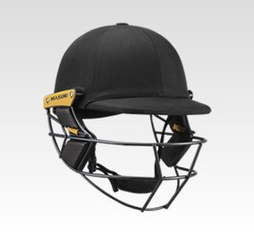 Black Cricket Helmets