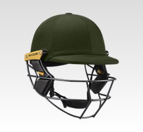 Green Cricket Helmets