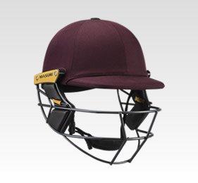 Maroon Cricket Helmets