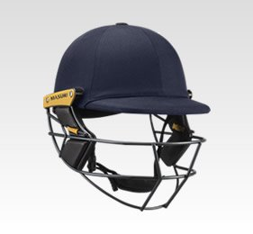 Navy Cricket Helmets