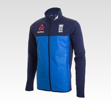 England Cricket Jackets