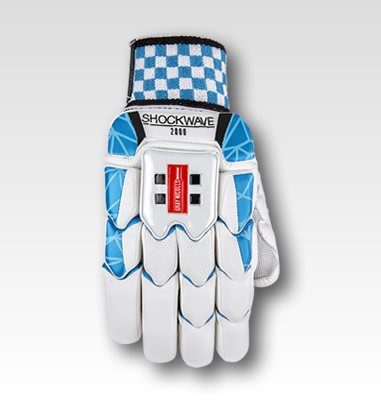 Gray-Nicolls Shockwave Cricket Batting Gloves