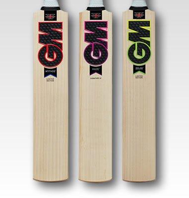 Gunn & Moore Cricket Bats
