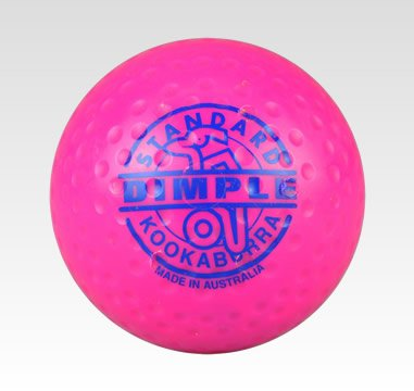 Dimple Hockey Balls