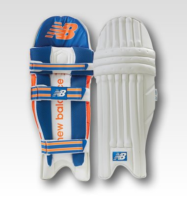 New Balance DC Cricket Batting Pads