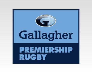 Gallagher Rugby Premiership Kits