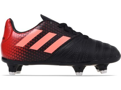 adidas AB Soft Ground Rugby Boots Juniors