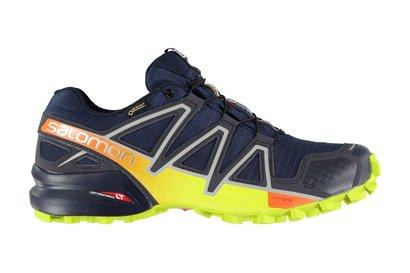 Speedcross 4 GTX Mens Trail Running Shoes