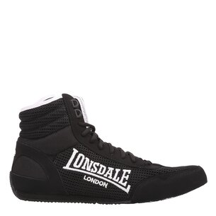 Lonsdale Contender Mens Boxing Boots