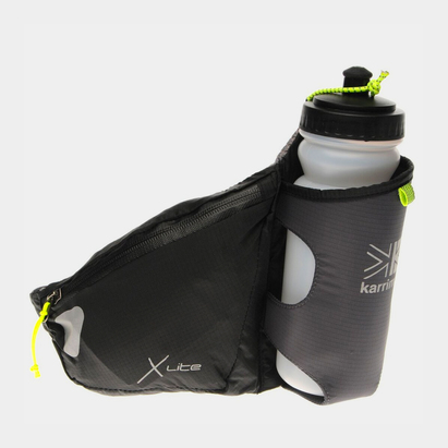 Karrimor X Lite Running Belt and Bottle