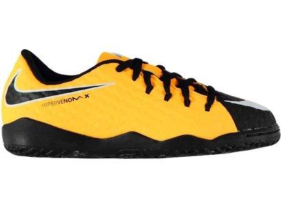 Nike Hypervenom Phelon Junior Indoor Football Trainers