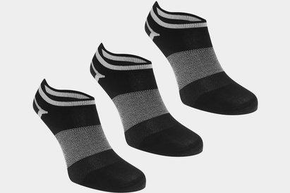 Asics Three Pack Lyte Socks