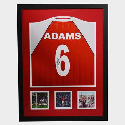 Tony Adams Hand Signed Shirt
