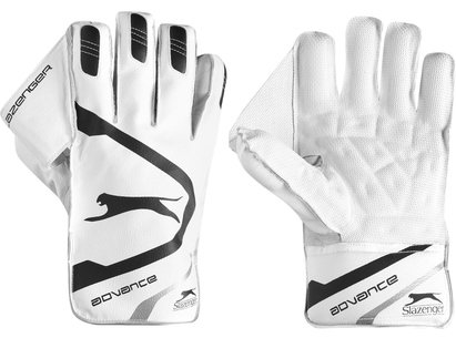 Slazenger Advance Wicket Keeping Gloves Adults