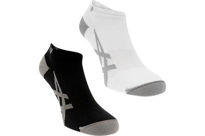 Asics Two Pack Lightweight Socks