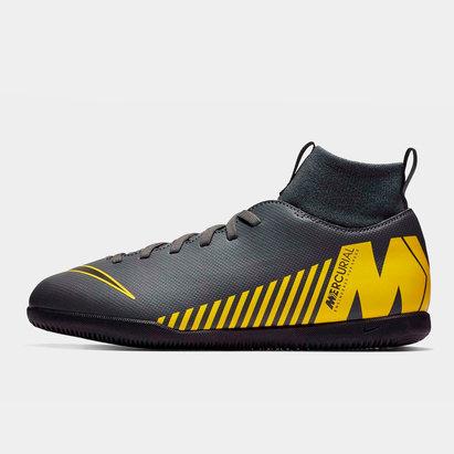 Nike Mercurial Superfly Club DF Junior Indoor Football Trainers