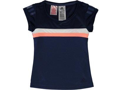 adidas Club T-Shirt Junior Girls