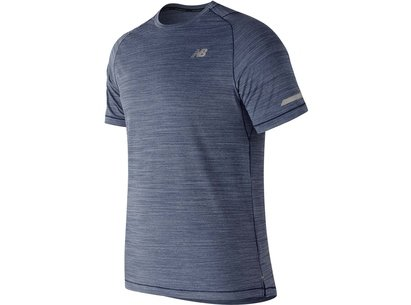 New Balance Seasonless Short Sleeve Performance Top Mens