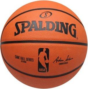 Spalding NBA Game Replica Basketball