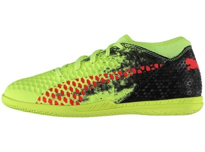 Puma Future 18.4 Childrens Indoor Football Trainers