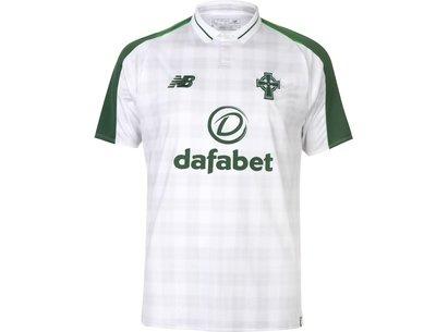 New Balance Celtic Away Shirt 2018 2019 Junior