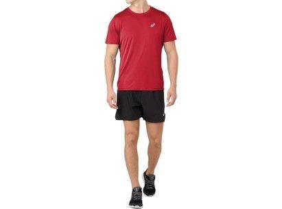 Asics Core Short Sleeve Running T Shirt Mens