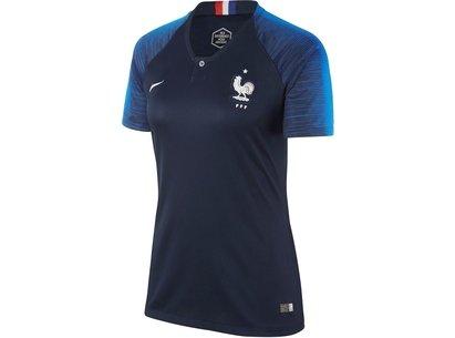 Nike France Home Shirt 2018 Ladies