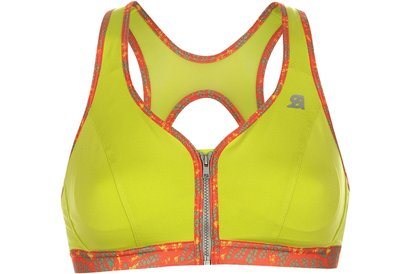 Shock Absorber Active Zip Sports Bra Ladies