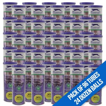Slazenger Wimbledon 3 Pack Tennis Balls