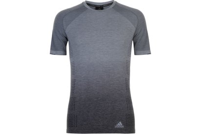 adidas Prime Knit T-Shirt Mens