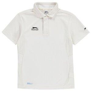 Slazenger Aero Cricket Shirt Junior Boys