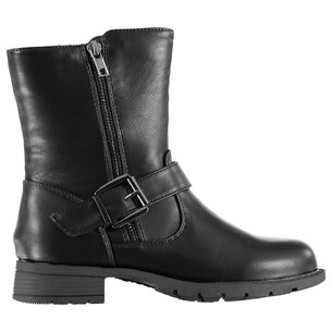 Miso Bella Biker Child Girls Boots