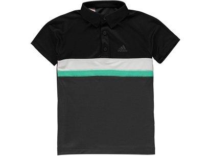 adidas Club Polo Shirt Junior Boys