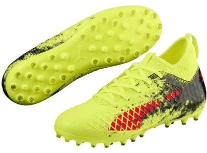 Puma Future 18.3 Childrens MG Football Boots