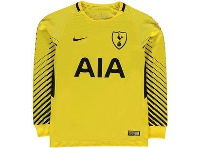 Nike Tottenham Hotspur Home Goalkeeper Shirt 2017 2018 Junior