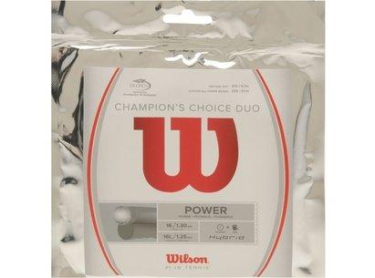 Wilson Champions Choice Duo Tennis String