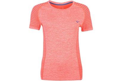 Mizuno Tubular Helix T-Shirt Ladies
