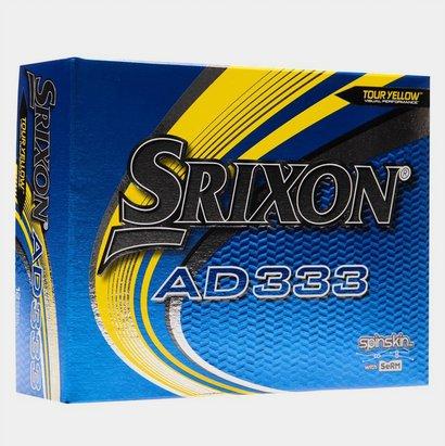 Srixon AD333 Golf Balls 12 Pack