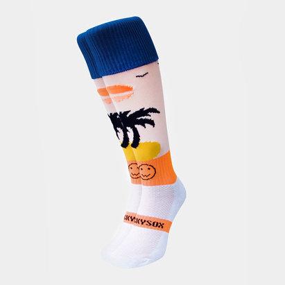 Wacky Sox Wackysox Tequila Sunrise Socks
