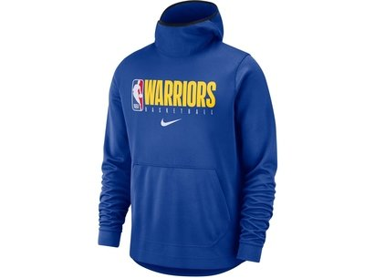 State Warriors Nike Spotlight Mens NBA Hoodie
