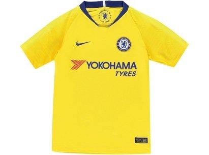 Nike Chelsea Away Shirt 2018 2019 Junior