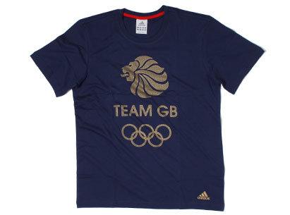 Team GB T Shirt Mens