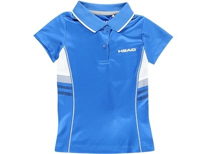 HEAD Club G Polo Shirt Junior