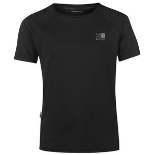 Karrimor Short Sleeved Running T Shirt Juniors