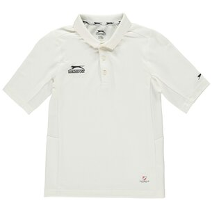 Slazenger Three Quarter Cricket Shirt Junior Boys