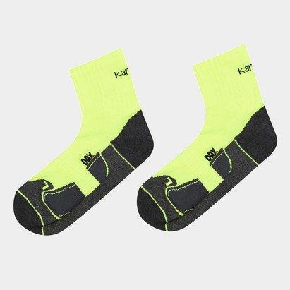 Karrimor Dri Skin 2 Pack Running Socks Mens