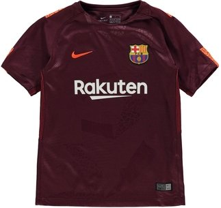 Nike Barcelona Third Shirt 2017 2018 Junior